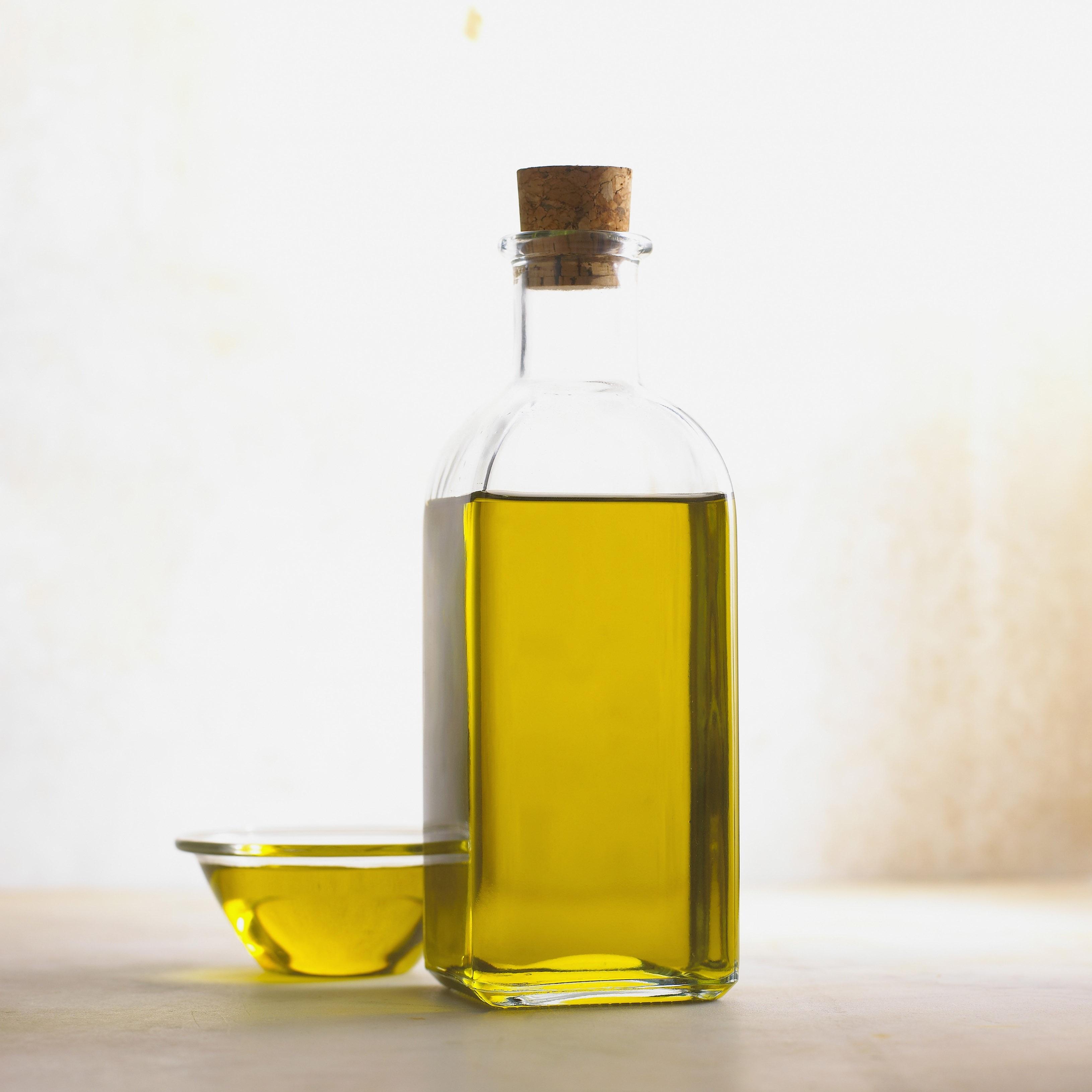 Locken pflegen mit Olivenöl